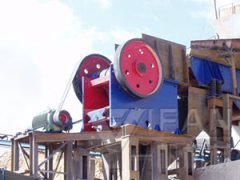 Jaw Concrete Crusher