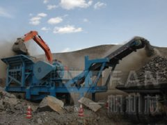 Portable Concrete Crusher